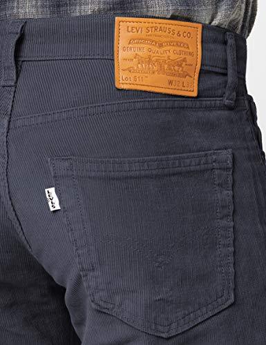 'pour Jeans Levi's hommes Slim Fit 511 SFnC1FUBW7