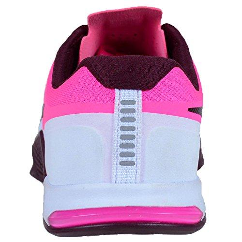 Nike Frauen Metcon 2 Trainingsschuh Rosa / Weiß / Rot