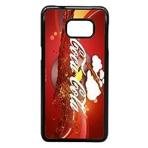 Samsung Galaxy Note 5 Edge Phone Case Black Coca Cola ZJC756627