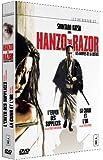 Coffret Hanzo the razor 3 DVD : L'Enfer des supplices / La chair et L'or