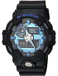Men's 'G SHOCK' Quartz Resin Casual Watch, Color:Grey...