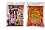 popcorn and butter packets - Panther Creek Movie Theater Buttery Popcorn Kits.  25 Pre-Measured 1-Step 6 oz. Packs, Includes Gourmet Popcorn, Oil, Salt, and Extra Butter Flavor (8 oz Popper)