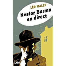 Nestor Burma en direct (French Edition)
