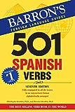 501 Spanish Verbs, 7th edition