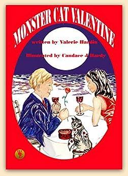 Monster Cat Valentine by [Hardin, Valerie]