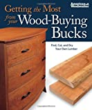 Getting the Most from Your Wood-Buying Bucks, American Woodworker Editors and Tom Caspar, 156523460X