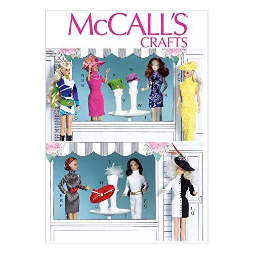 McCall's Clothes and Accessories For 11½