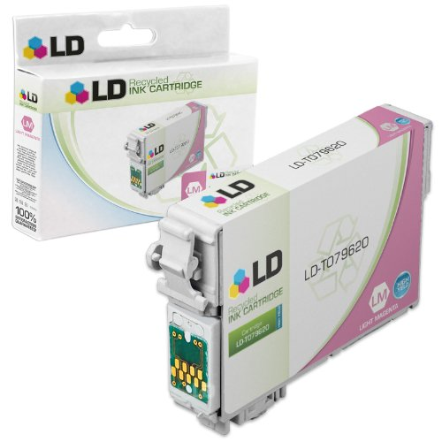 LD Products Remanufactured Ink Cartridge Replacement for Epson T079620 ( Magenta )