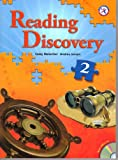 img - for Reading Discovery 2, w/Transcripts and MP3 CD (intermediate-level series with diverse and accessible non-fiction content) book / textbook / text book