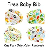 Theshine Baby Washcloths baby towel Wipes Bamboo