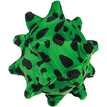 Amazon.com : Zanies Plush Squawking Nubby Ball Dog Toys