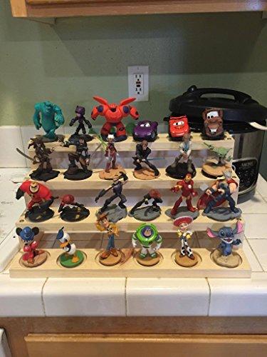 - Disney Infinity Display Stands. 24 Slots!
