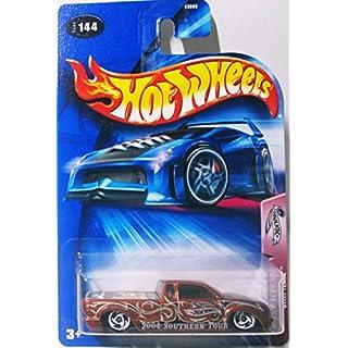 Hot Wheels 2004 Crank Itz 2/5 Steel Flame BROWN 144
