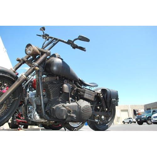 lovely La Rosa Harley-Davidson Dyna Wide Glide HD Big Strap