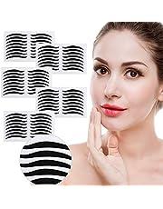 Pegatinas mágicos delineador de ojos falsos, 40 Pairs Eyeliner Adhesivo Invisible Cinta de Doble Párpado Pasta de Fibra Belleza Herramientas de Maquillaje