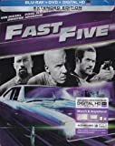 Fast Five (Steelbook) by Universal Studios Home Entertainment