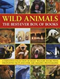 Wild Animals the Best-Ever Box of Books, Barbara Taylor and Jen Green, 1843227983