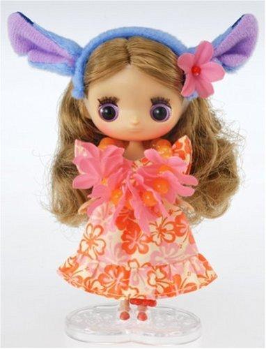 Web Takara - Takara Tomy Dollcena Lovely flowers for your lei