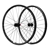 Image of mostoor Full Carbon MTB Wheels 26Inch Mountain Bike Wheelset Hook Rim for XC/Cross Country