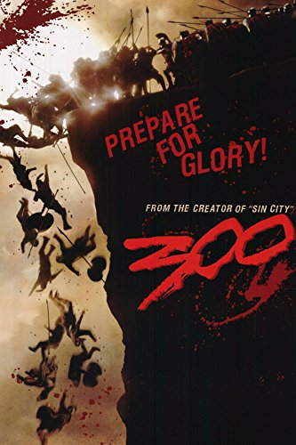 300 Prepare for Glory Mountain Top Fight Action Movie Epic F