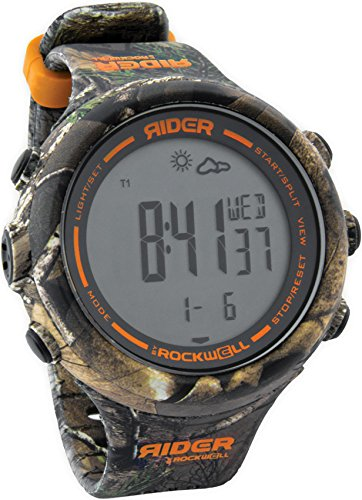 Rockwell Time Iron Rider 2.0 Men's Digital Sport Watch in RealTree Xtra, Camo