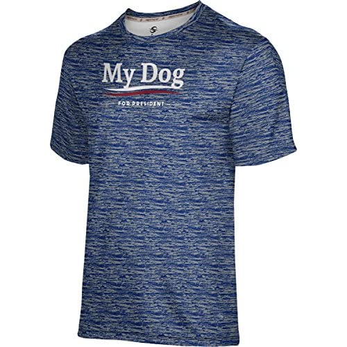 nice ProSphere Boys\' My Dog For President Pets Brushed Shirt (Apparel) dF5AmzJB