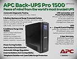 APC 1500VA UPS Battery Backup & Surge Protector