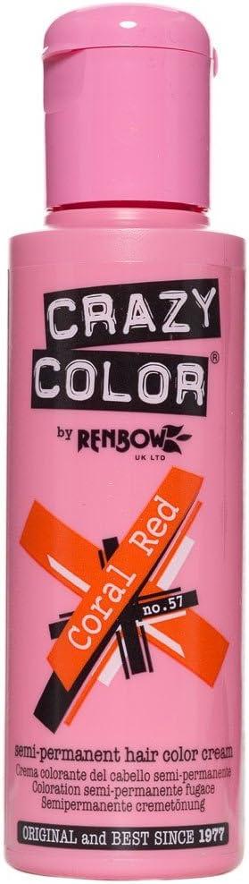 Renbow Crazy Color - Tinte semipermanente para el cabello (2 ...
