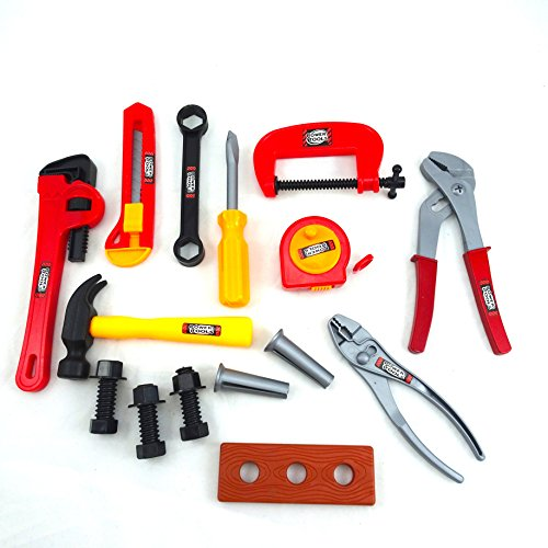 Toy Tool Set For Kids Multi Purpose Hammer Toy Plastic Kids Tool Set