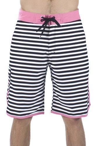 Ten-80 Jailbreaker Boardshort Size 36-Pink