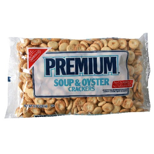 Nabisco Premium Soup Oyster Crackers, 9 oz by Nabisco