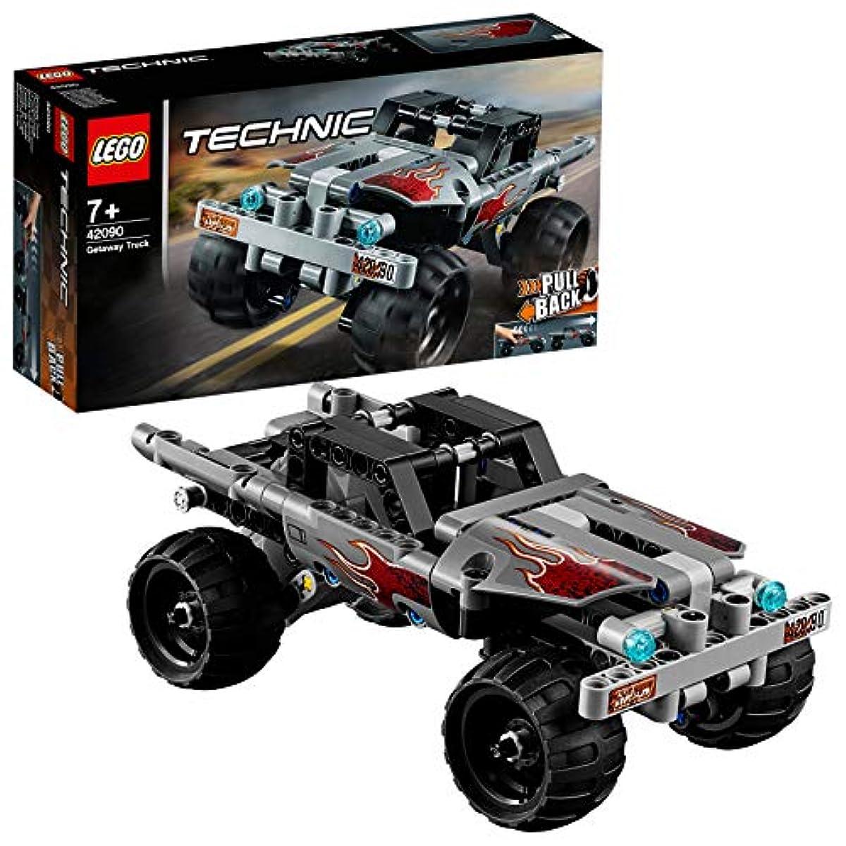 [해외] 레고(LEGO) 테크닉 도주 트럭 42090 교육 완구 블럭 장난감 사내 아이