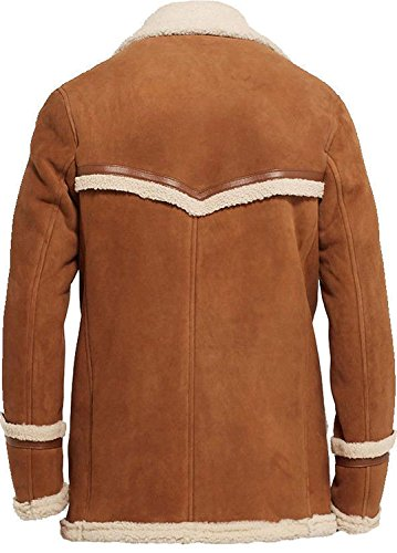 Manga Larga Marrón Plumaje first Chaqueta Para Fashion Hombre ztqUAw