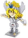 Little Treasures Loz diamond blocks Hyoga saint seiya figure - I-block fun Mini Building Brick Set great educational toy 390pcs Brand new in original box