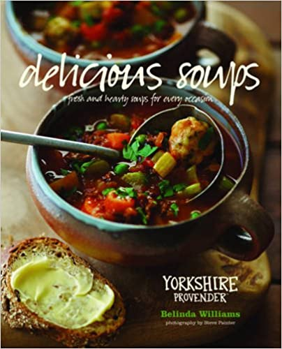 Delicious Soups | amazon.co.uk