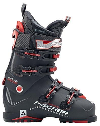Fischer Mens Ski Boots - Fischer Hybrid 12+ Vacuum Full Fit Ski Boots Mens Sz 8.5 (26.5)
