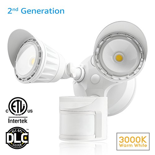 Dual Bright Led Security Light in US - 8