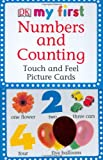 My First Numbers and Counting Touch and Feel Picture Cards, Jane Yorke, 0756615178