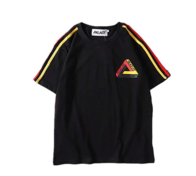 Palace Joint World Cup Germany Letter Print T-Shirt For Men/Women: Amazon.es: Ropa y accesorios