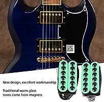 RiToEasysports - Pastillas para guitarra acústica, eléctrica, con ...