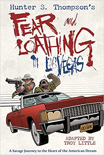 Cl Las Vegas >> Hunter S Thompson S Fear And Loathing In Las Vegas Amazon