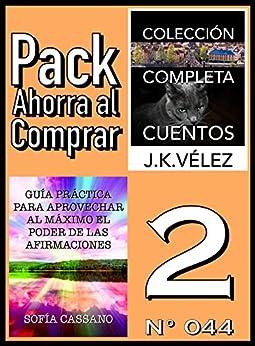 Amazon.com: Pack Ahorra al Comprar 2 (Nº 044): Guía