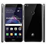 "Vodafone Huawei P8 Lite 2017 4G 16GB Black smartphone - smartphones (13.2 cm (5.2""), 1920 x 1080 pixels, Flat, IPS, 16:9, Multi-touch)"