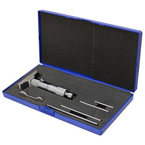 0-4'' Depth Micrometer 2-1/2