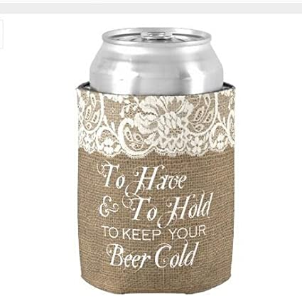 Amazoncom Chic Design To Have To Hold To Keep Your Beer Cold Can