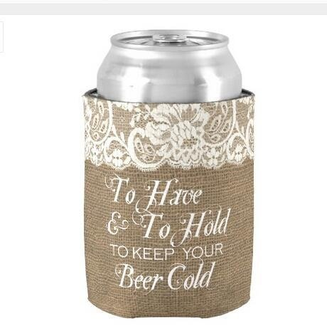 Buy koozie to keep beer cold