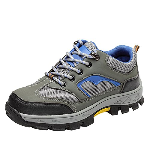 Work Toe Athletic Waterproof Blue Men's Optimal Composition Shoes gxZqwTBtH