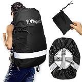 TOPtoper Reflective Waterproof Backpack Rain Cover...