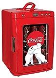 Koolatron KWC-25 Coca-Cola 28-Can-Capacity Portable Fridge with LED Display
