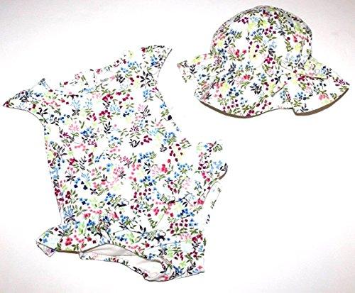 baby-gap-infant-toddler-upf-rashguard-ruffle-swimsuit-and-sun-hat-set-18-24-mo